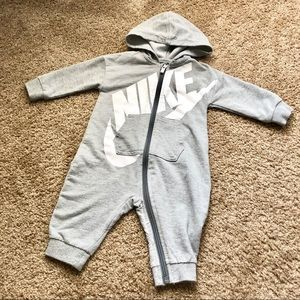 Other - Nike hooded overall